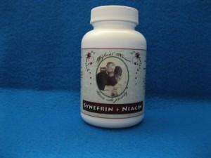 Synefrin a niacin přispívají k normálnímu metabolismu